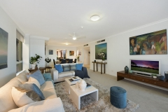 Apartment Property Styling - Design Vision - Marines Reach Newstead 2