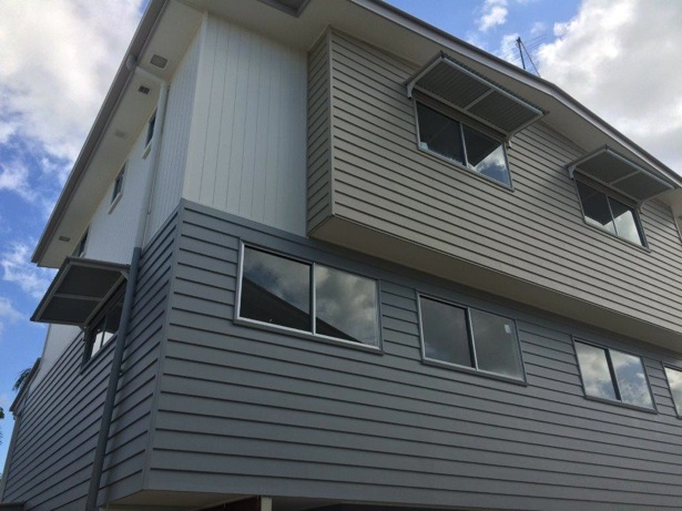 Clayfield Townhouses Finishes Schemes
