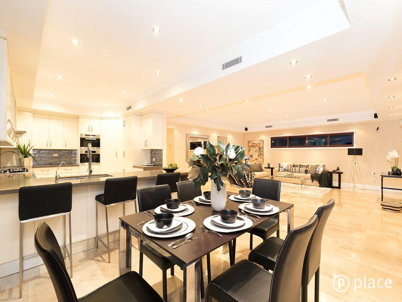 Abbot Residence – Brisbane Property Styling
