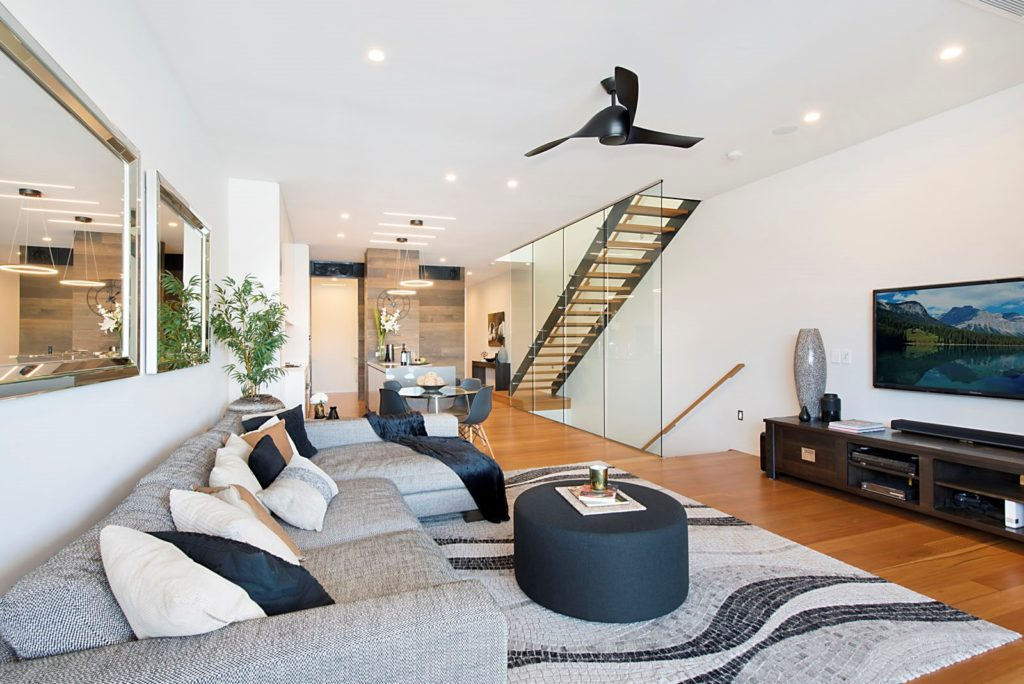 Brisbane Property Styling Hamilton Reach Apartment