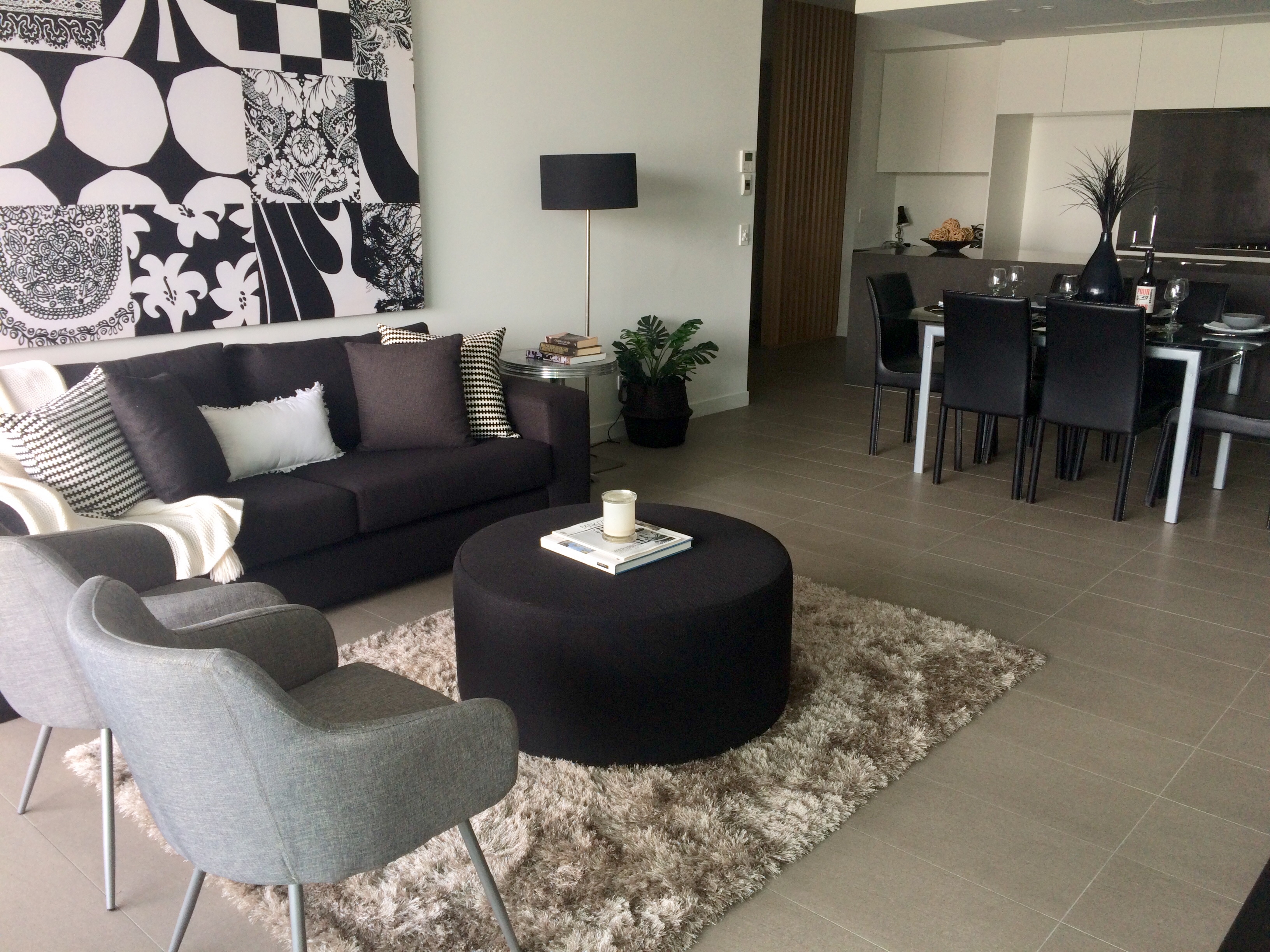 Newport Apartment Styling